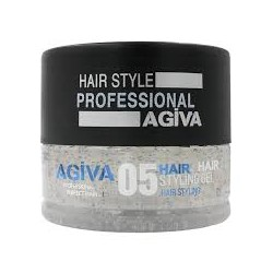 HAIR & HAIR STYLING GEL 05 200ml - AGIVA
