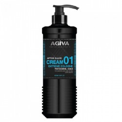 CREMA DOPOBARBA - AFTER SHAVE CREAM EXTREME COLOGNE 01 - AGIVA