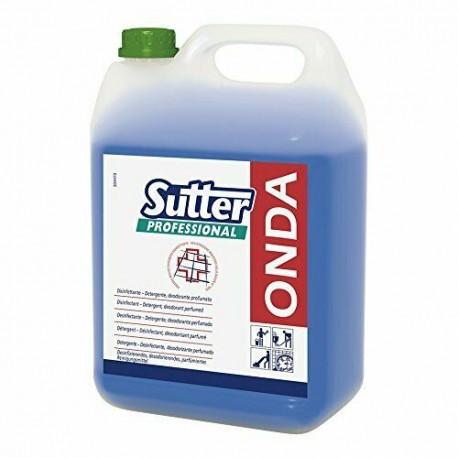 Detergente SANIFICANTE  profumato Sutter ONDA 5kg