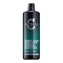SHAMPOO NUTRIENTE AVENA E MIELE 300ml/ 750 ml - CATWALK BY TIGI