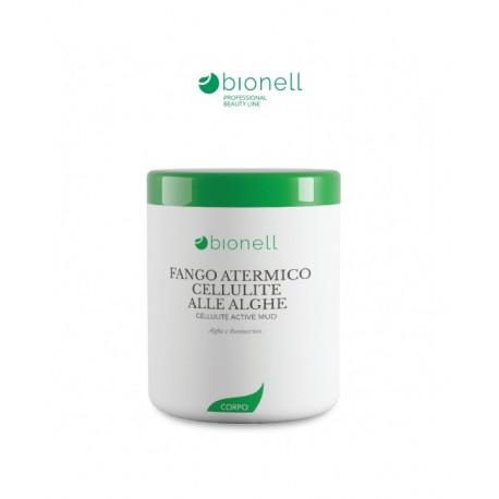 FANGO ATERMICO CELLULITE ALLE ALGHE 1000ml - BIONELL