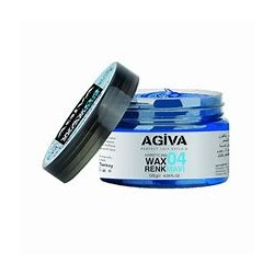 cera colorata per capelli color wax agiva 120 gr
