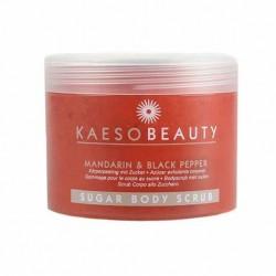 scrub corpo Kaeso mandarin & black pepper sugar body scrub 450ml