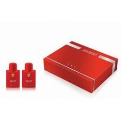 FERRARI RED confezione regalo