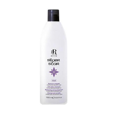 SHAMPOO ANTIGIALLO capelli biondi, decolorati o grigi 350 ml e 1000 ml