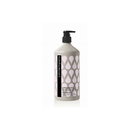 CONTEMPORA Shampoo capelli colorati con olivello spinoso e olio di melograno