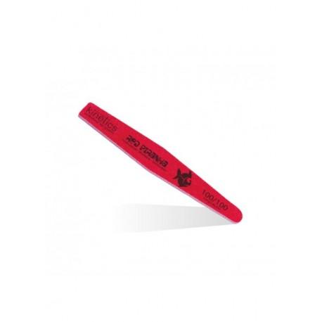 lima KN File Red Piranha 100/100
