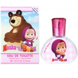 Masha and The Bear eau de toilette per bambini 30 ml