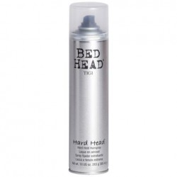 lacca HARD HEAD™ Hard Hold Hairspray tigi 10.6 OZ / 385ml 284g 400ml TIGI