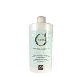 emulsione ossidante/ossigeno 750 ml oro del marocco barex