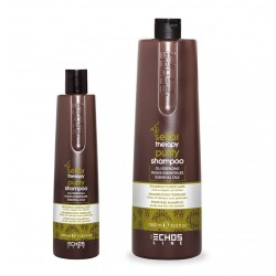 PURITY SHAMPOO SHAMPOO PURIFICANTE PER CUTE E CAPELLI CON FORFORA 350/1000 ml ECHOSLINE
