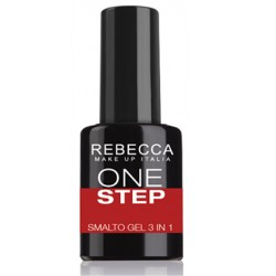 smalto gel uv e led one step base + colore + top coat 3 in 1