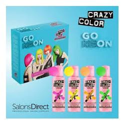 crazy color neon